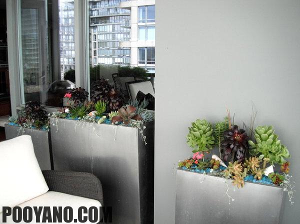 سایت پویانو-دکوراسیون بالکن های کوچک