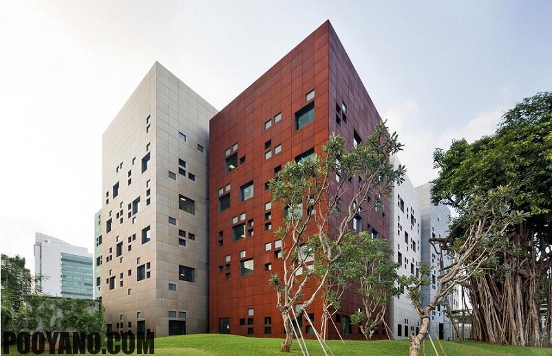 طراحی معماری سفارت