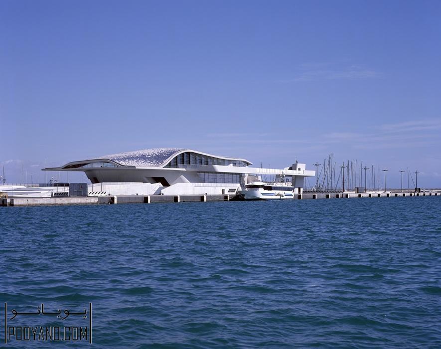 ترمینال دریایی سالرنو- سایت پویانو