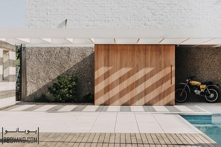 020 طراحی استخر در ویلا ؛ شرکت معماری MESURA ؛ طراحی استخر خانگی در اسپانیا