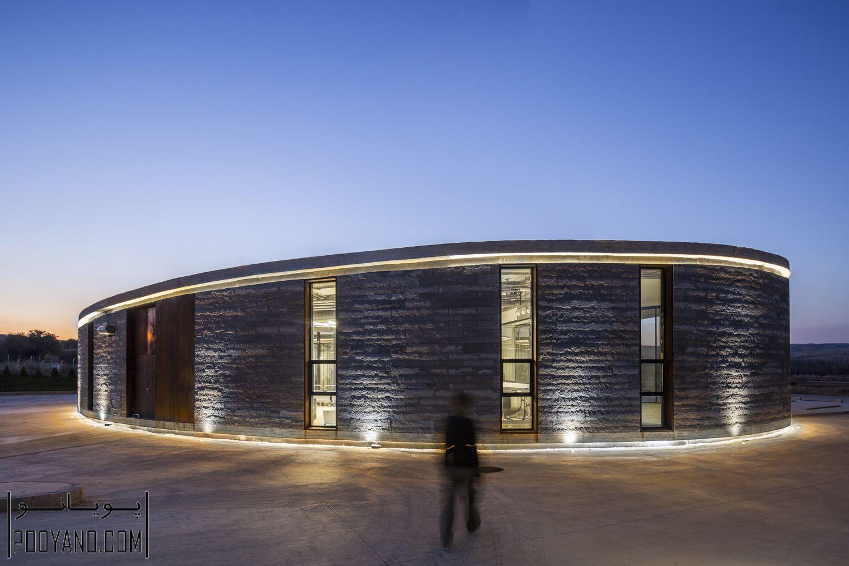 08 طراحی کارخانه تولیدی لبنیات 38 درجه 30 درجه ؛ شرکت های معماری Slash + Arkizon