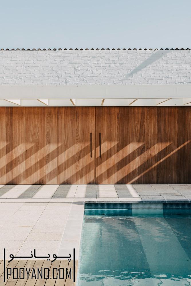 09 طراحی استخر در ویلا ؛ شرکت معماری MESURA ؛ طراحی استخر خانگی در اسپانیا