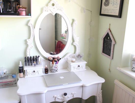 قیمت میز آرایش و آینه