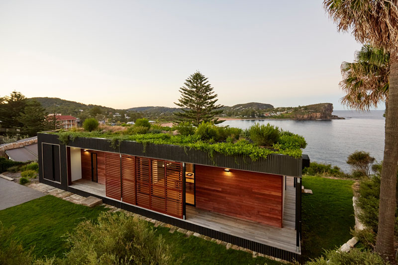 مزایای اجرای بام سبز در خانه ها ؛ اجرا و معماری بام سبز ؛ طراحی بام سبز