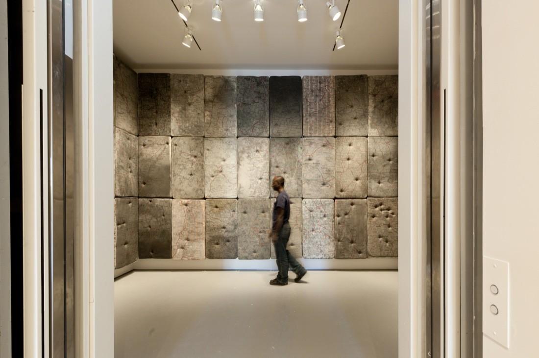 طراحی داخلی گالری Sperone Westwater