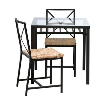 میز و صندلی دو نفره ایکیا مدل GRANAS