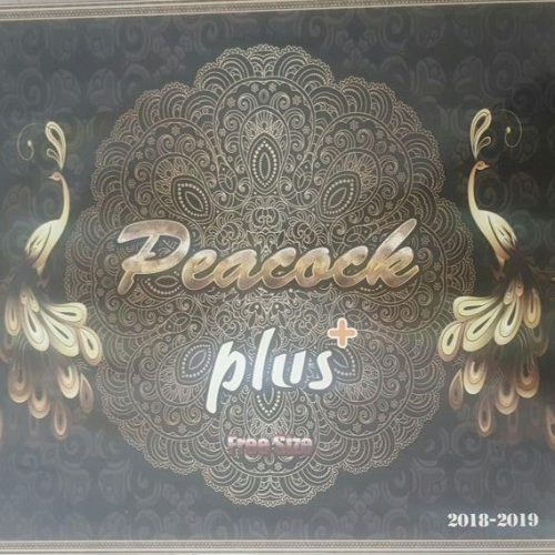 پوستر دیواری پیکاک پلاس PEACOCK PLUS