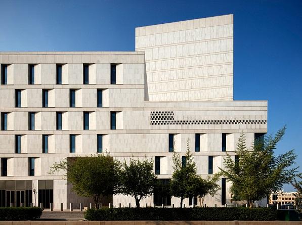 طراحی ساختمان ملی