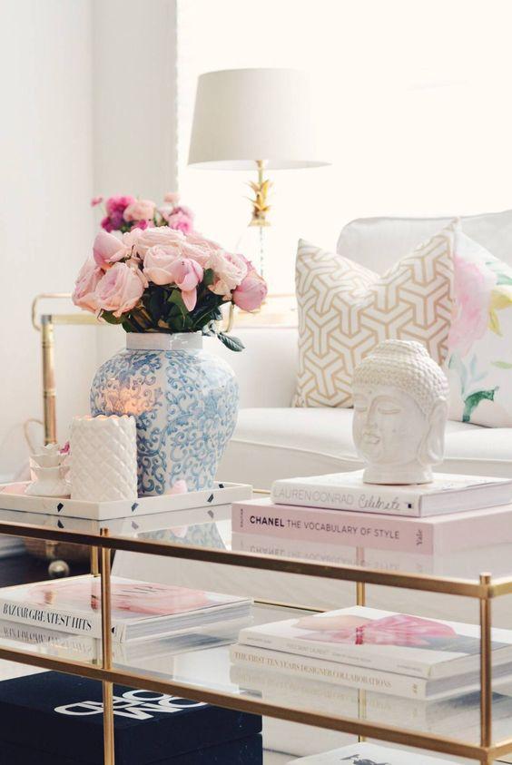 انواع مدل گلدان رومیزی جدید در تزئین و دکوراسیون خانه کجا به کار می روند؟