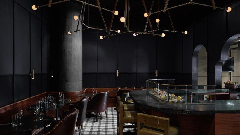 طراحی داخلی رستوران برای مجله سبک زندگی
