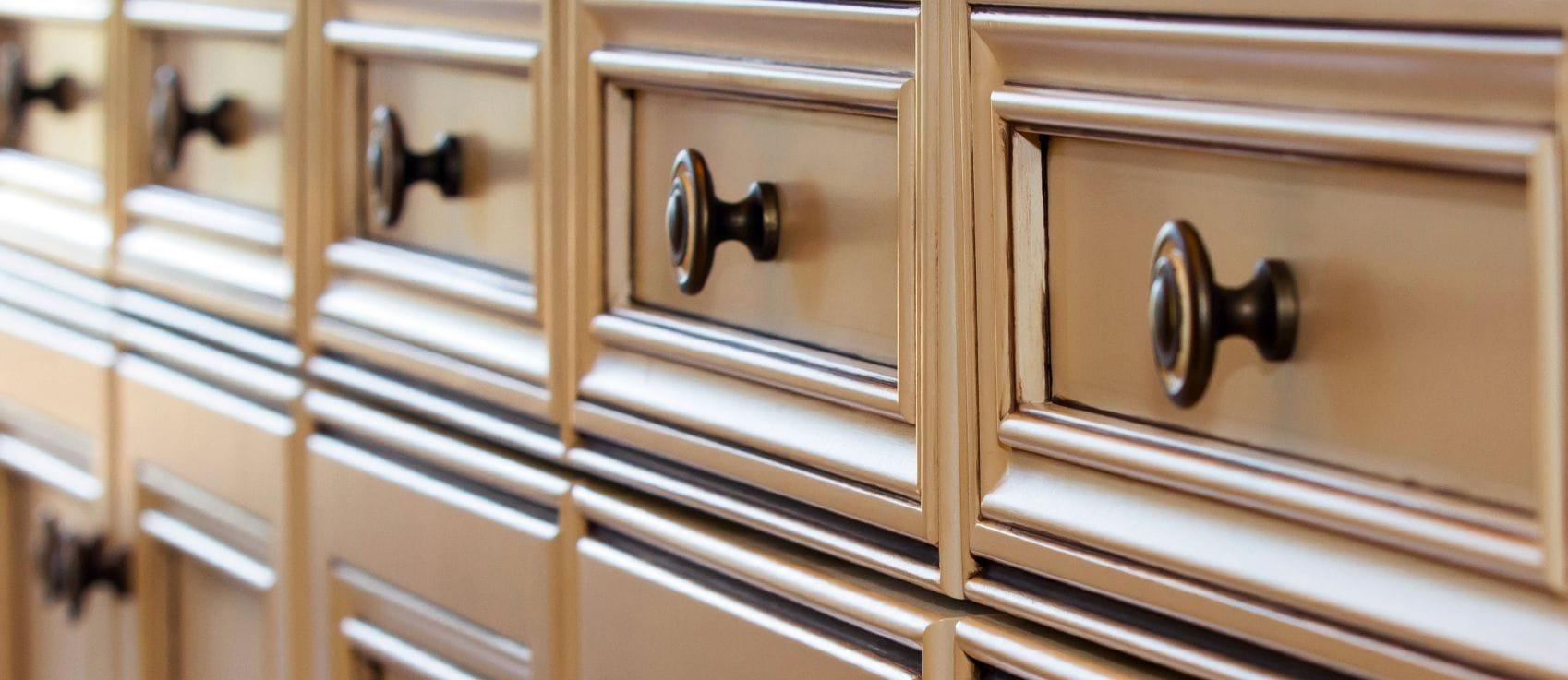 انواع دستگیره کابینت آشپزخانه