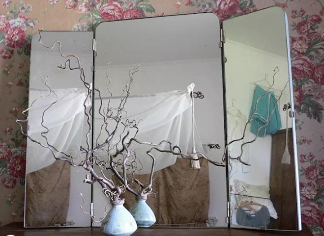 آینه سه لته ای