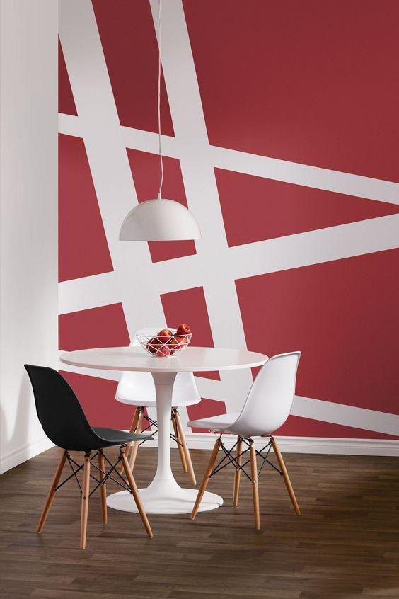 خطوط در طراحی داخلی خانه
