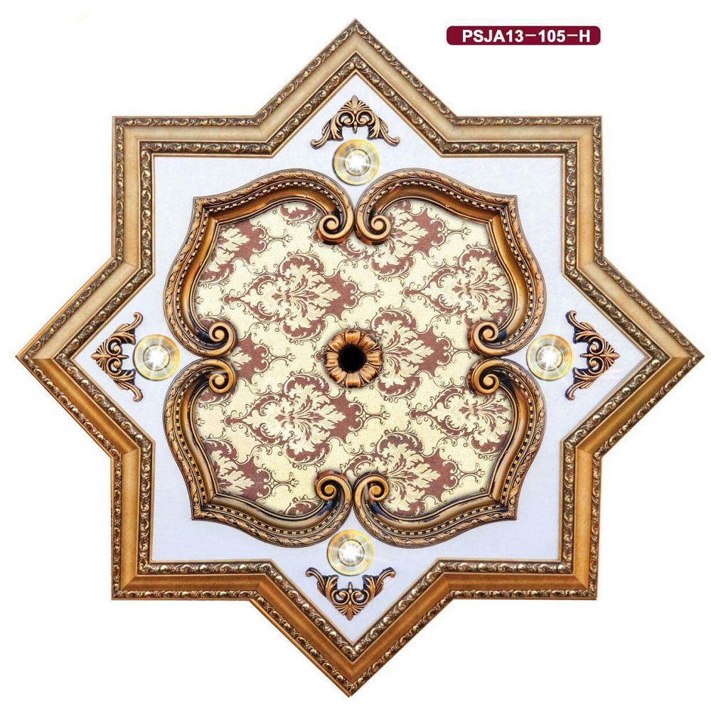 گل سقفی ستاره ای پارسیان مدل psg 13-10