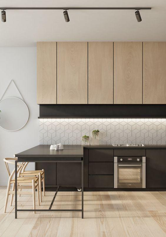 اندازه گیری و ابعاد کابینت آشپزخانه