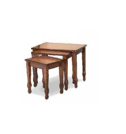 ست میز عسلی اخوان چوب مدل 47