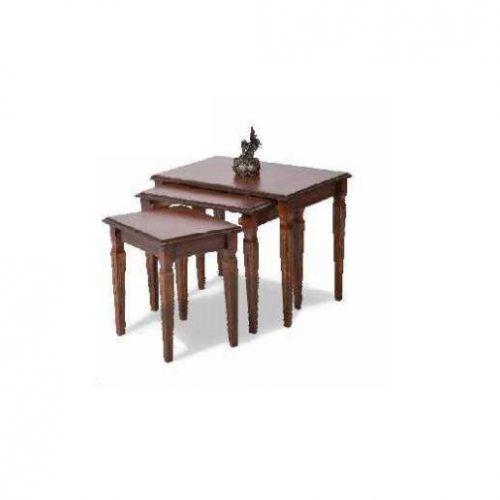 ست میز عسلی اخوان چوب مدل 57
