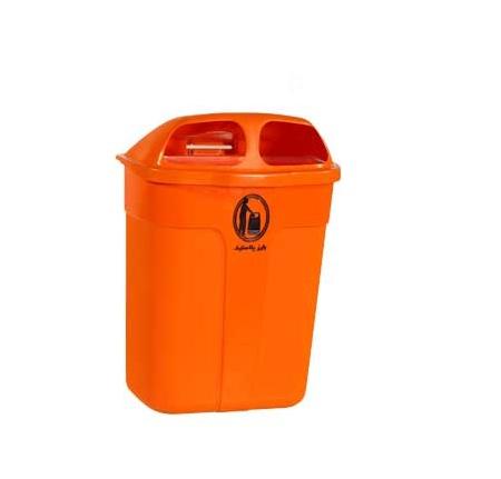سطل مخزن زباله بارز 70 لیتری