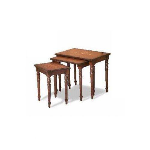 ست میز عسلی اخوان چوب مدل 75