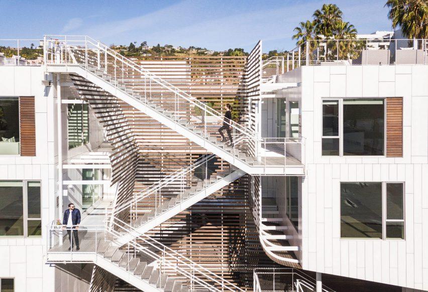 طراحی آپارتمان حیاط دار