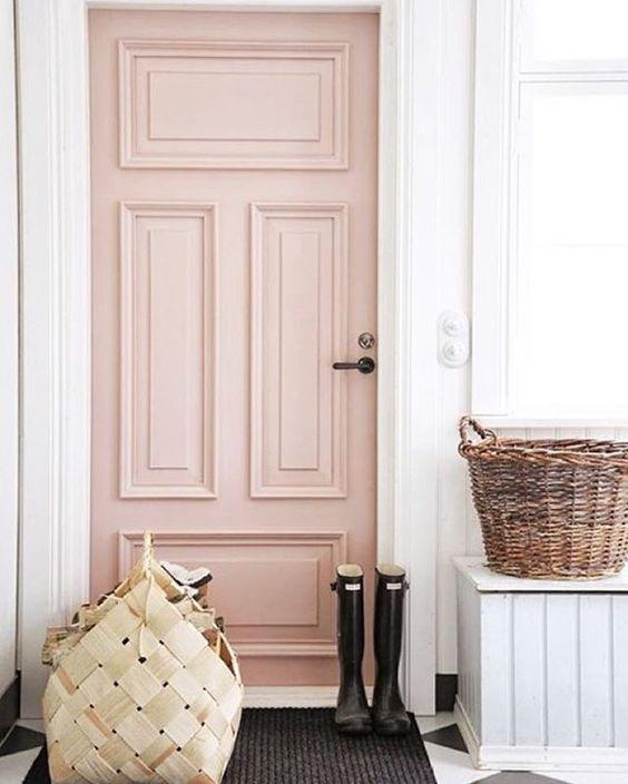 رنگ کردن درب