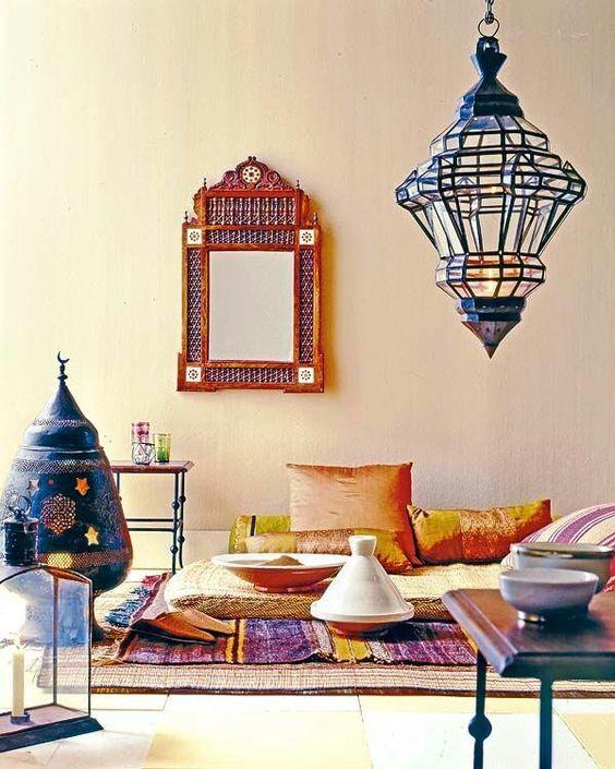 سبک مراکشی در طراحی داخلی