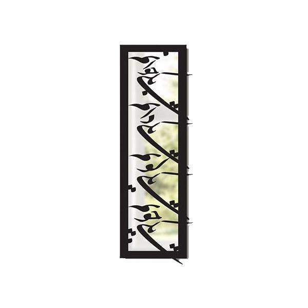 تابلو آینه هنری سالی وان مدل یگانه