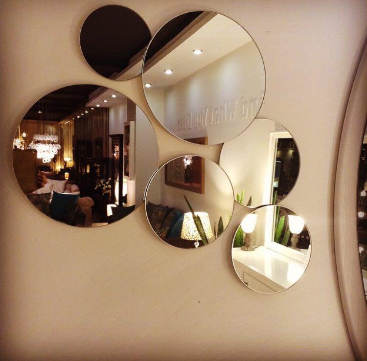 مزایای اجرای آینه کاری در دکوراسیون داخلی   پویانو   معماری   دکوراسیون  داخلی