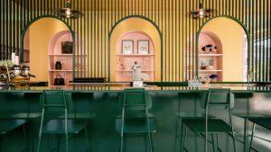 طراحی داخلی کافه های منتخب