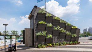 طراحی خانه پربازده و دوستدار محیط زیست