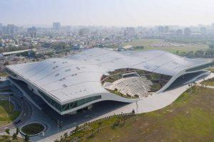 طراحی مرکز ملی هنرهای معاصر کائوسیونگ