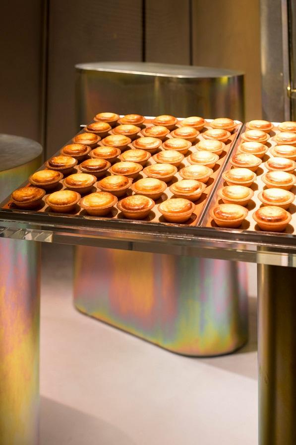 طراحی داخلی فروشگاه پخت نان