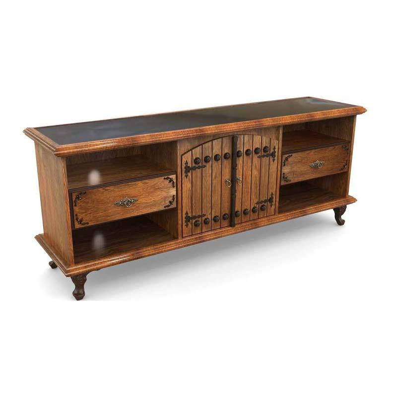 میز تلویزیون چوبی برتاریو مدل CM 164