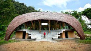 سقف منحنی کاهگلی