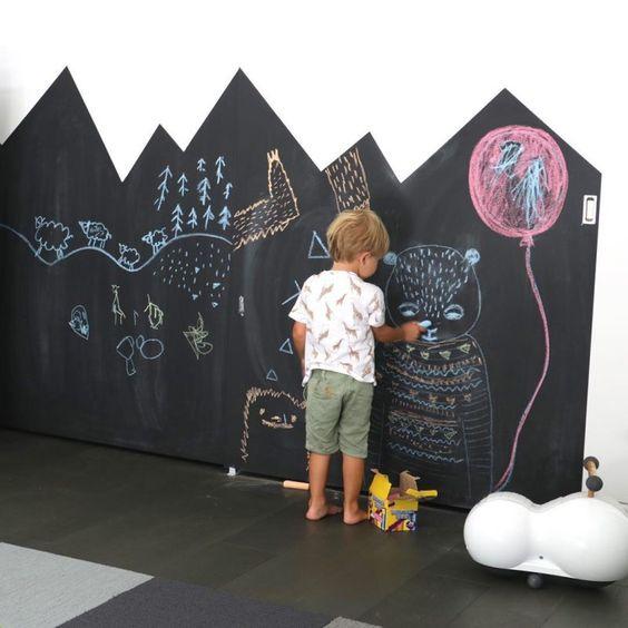 تخته مخصوص بازی در اتاق خواب کودک