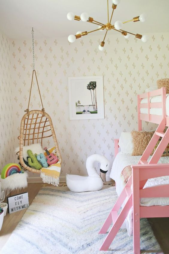 دکوراسیون داخلی اتاق کودکان
