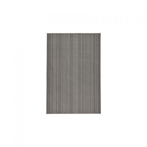 قالیچه پرزکوتاه اتاق خواب طوسی ایکیا مدل HULSIG