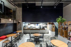طراحی کافه شیرینی / معماران Solo Arquitetos
