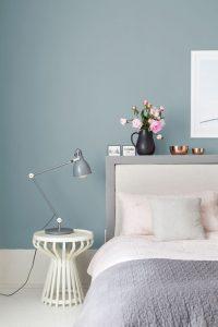 رنگ های دکوراسیون اتاق خواب