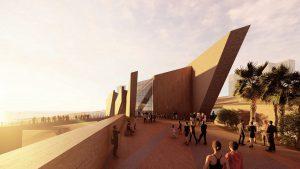 طراحی موزه باستانشناسی