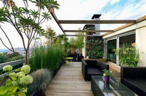 طراح فضای پشت بام خود شوید!