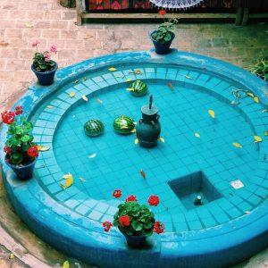 انواع مدل حوض ایرانی ؛ روح زندگی در طراحی حیاط ایرانی