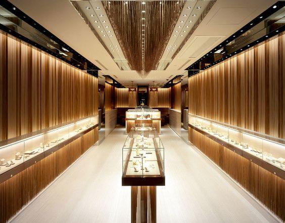 امنیت در طراحی فروشگاه جواهر فروشی