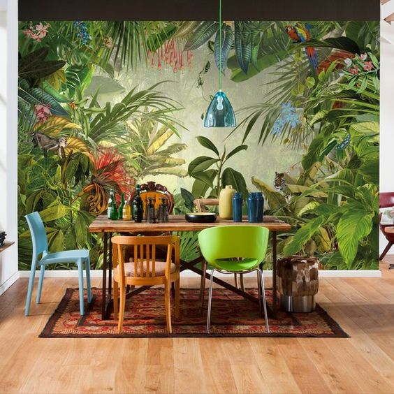 پوستر های دیواری منظره به گستردگی و تنوع مناظر طبیعی در دنیا می باشد