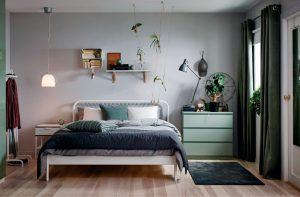 روز خود را شاد و سالم در اتاق خواب آرامش بخش آغاز کنید