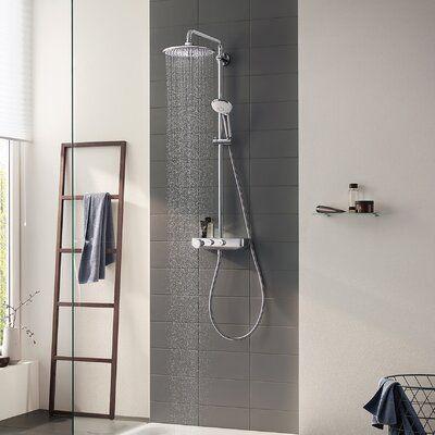 معمولاً در سر دوش های حمام و شلنگ های آب، زنگ زدگی هایی ایجاد می شوند که دلیل بروز آن ها وجود قارچ است.