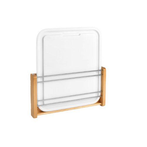 قفسه داخل کابینتی چوبی و فلزی مدل MOUNT POLYMER