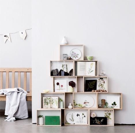 قفسه های خود را طراحی کنید