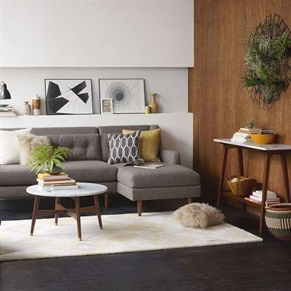 استفاده از کاناپه هایی با طراحی متفاوت برای مثال کاناپه های نیمکتی، میتوانند سبک بسیار متفاوتی را در مکان ایجاد کنند