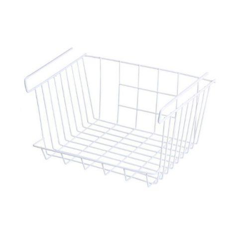 شلف سبدی زیر کابینتی فلزی سفید